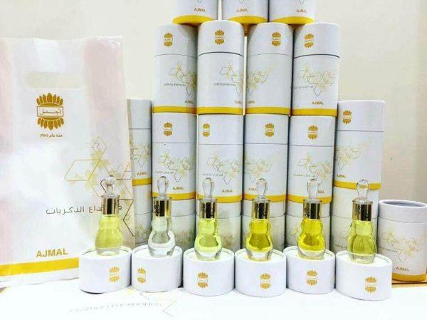 Tinh dầu nước hoa Dubai Lucky Ajmal được mệnh danh là nữ hoàng với mùi hương nồng nàn, cá tính mạnh mẽ
