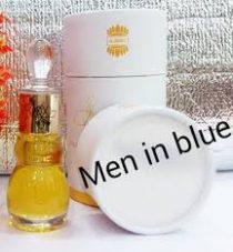 Nam tính, mạnh mẽ và đầy quyến rũ với tinh dầu nước hoa Dubai Men In Blue Ajmal