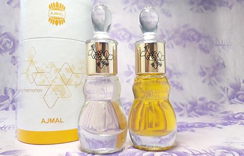 Một vài giọt tinh dầu nước hoa Dubai Men In Blue Ajmal sẽ đốn tim các cô nàng