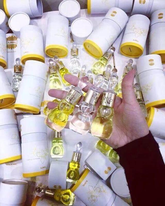 Tinh dầu nước hoa Dubai Million Dolar Ajmal không cồn, không kích ứng da