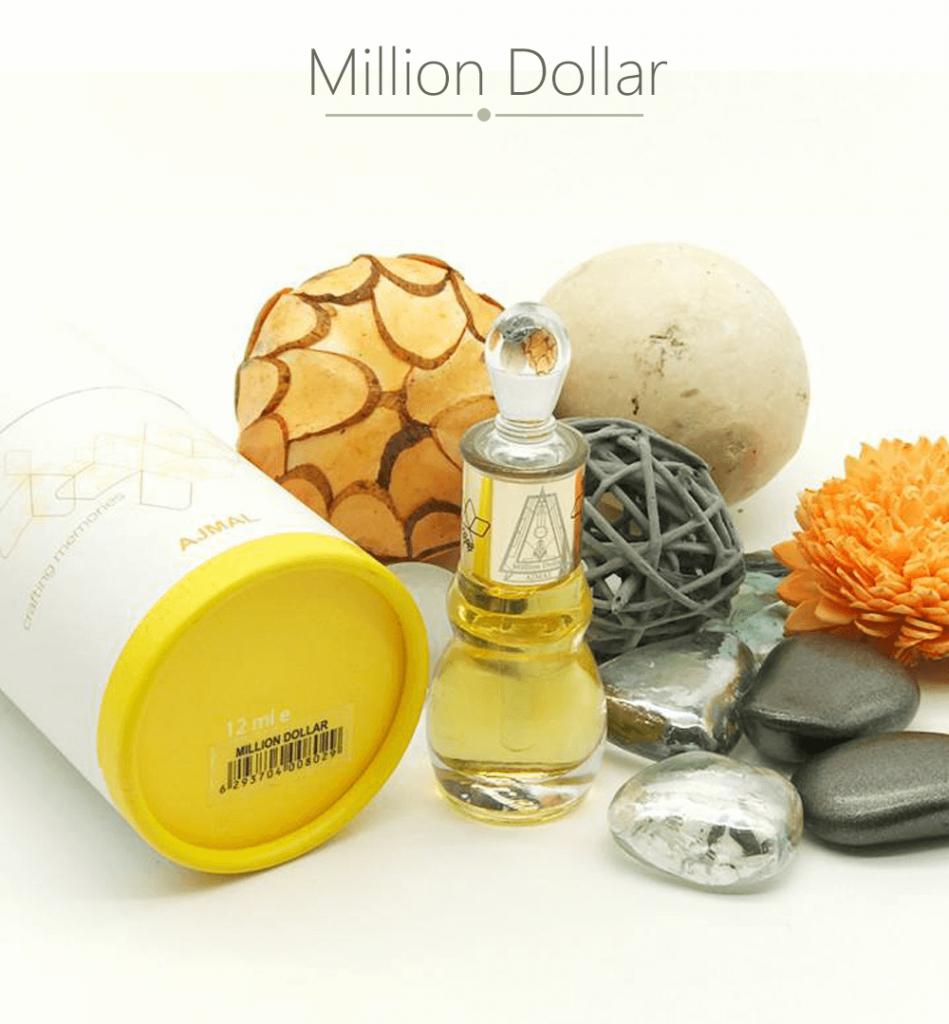 Tinh dầu nước hoa Dubai Million Dolar Ajmal sang chảnh và đẳng cấp