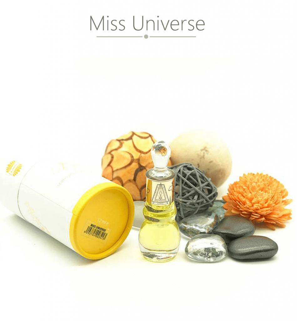 Tinh dầu nước hoa Dubai Miss Universe Ajmal một mùi hương thật năng động, trẻ trung