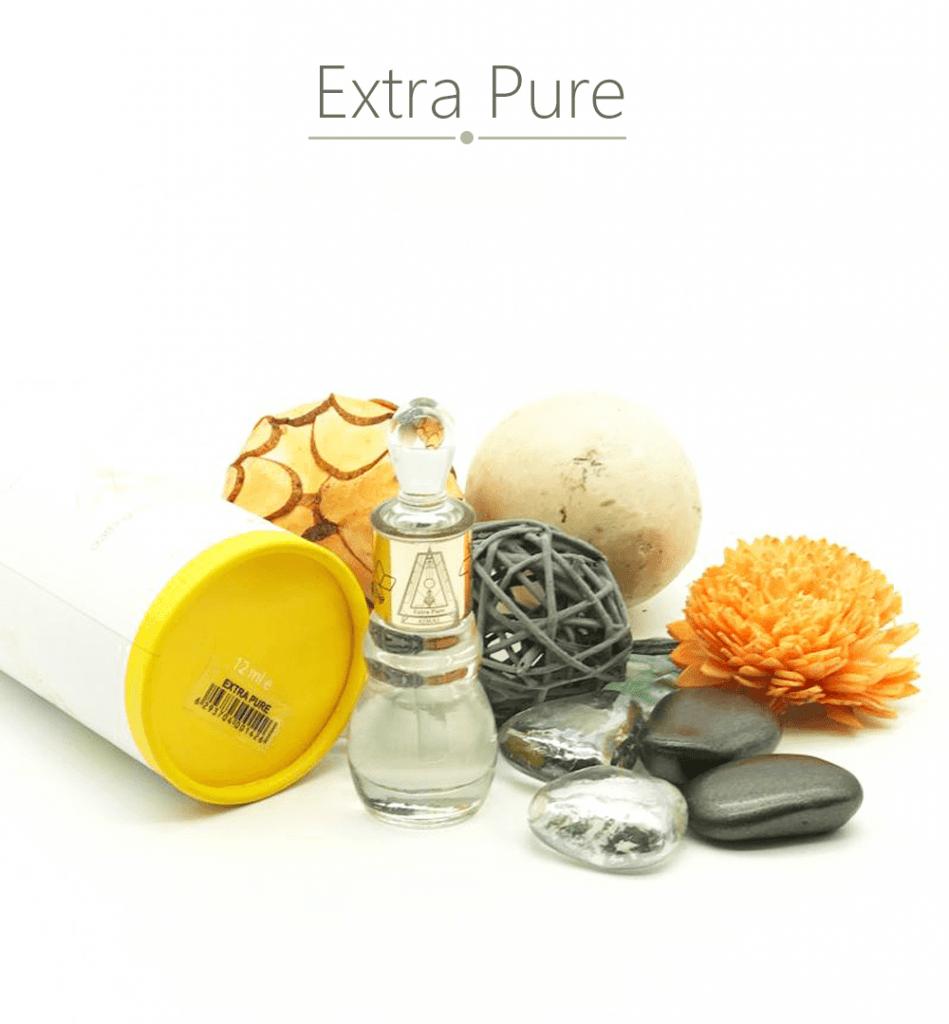 Tinh dầu nước hoa Dubai Extra Pure Ajmal là cô nàng hiện đại