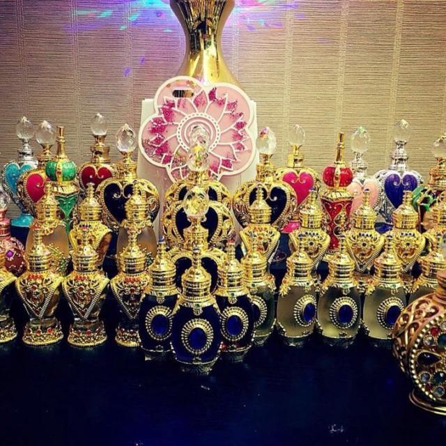 Tinh dầu nước hoa Dubai Hoàn Ngọc thể hiện nổi bật cá tính bản thân