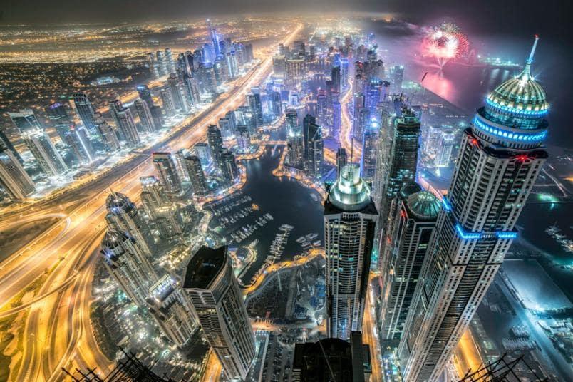 Dubai ở đâu và giàu có ra sao