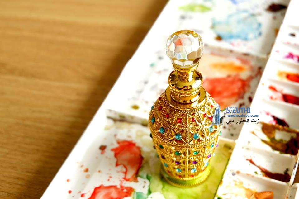 Tinh dầu nước hoa Dubai thiết kế
