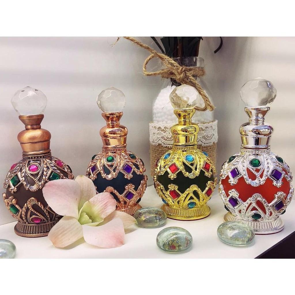 mùi hương tinh dầu nước hoa dubai dành cho nam giới